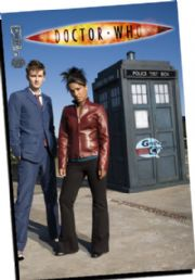 Doctor Who #1 Graham Crackers Variant Ltd 1000 IDW comic book